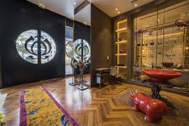 Lotus Architecture Interior Design Retail Designs Lotus Arts De Vivre City Walk Dubai Love