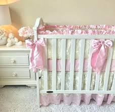 roses baby bedding ivory roses bedding sets for baby girls pink crib set flat per baby roses baby bedding