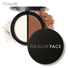 「COD」<b>NEW FOCALLURE</b> Shimmer <b>Bronzer</b> Powder <b>Makeup</b> ...