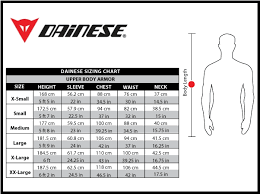 Dainese Pants Size Chart Best Picture Of Chart Anyimage Org