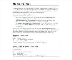 Internal Memo Format Letter Legal Memorandum Of Advice Template