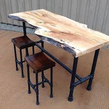 living edge furniture. Cool Natural Wood Bar Table With Best 25 Live Edge Furniture Ideas On Home Decor Usd Index Living U