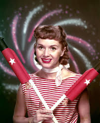 debbie reynolds 1950s. Interesting Debbie Fireworks Photograph  Debbie Reynolds 1950s By Everett On Reynolds
