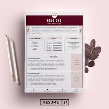 Creative Director Resume Template Cv Resume Templates Creative