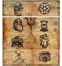 gravity falls book 3 pages print căutare google