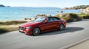 Although dressed in camouflage, we can figure out most interiors remain as spacious as before. New Mercedes E Class Coupe And Cabrio Debut Fresh Grille