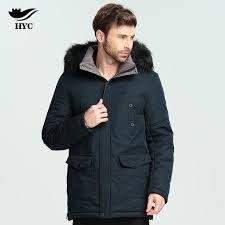 hai yu cheng winter coat male quilted puffer jacket padded jacket parka men jackets anorak long trench coat fur collar parka by yujiu dhgate