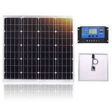 <b>DOKIO</b> 60W <b>18 Volt</b> Small Solar Panel China 60 Watt Waterproof ...