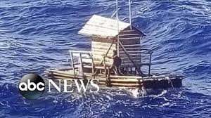 rescued after 49 days at sea