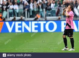 Juventus-Spieler Alessandro Del Piero verließ das Feld und verließ Juventus  nach 19 Jahren während des Juventus-Atalanta-Spiels im Juventus-Stadion.  Turin (Italien), 13. Mai 2012 (Foto: Massimo Insabato/Mondadori  Portfolio/Sipa USA Stockfotografie - Alamy