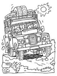 Inspirational Land Rover Defender Coloring Pages Doiteasyme