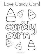 Small Picture C is for Candy Corn Coloring Page Twisty Noodle