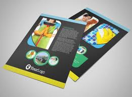 commercial cleaning flyer templates commercial cleaning service flyer template mycreativeshop