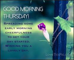 Thursday Morning Quotes Mesmerizing Good Morning Thursday Morning Quotes Pinterest Thursday
