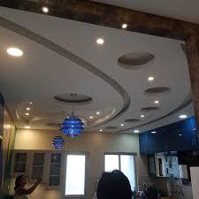 gypsum board false ceiling thickness