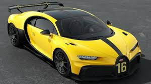 Every chiron makes a statement even when viewed from orbit. Bugatti Chiron Pur Sport Is Being Offered In Yellow And Lime Green Colours Techgenyz Bugatti Chiron Bugatti Chiron Black Bugatti