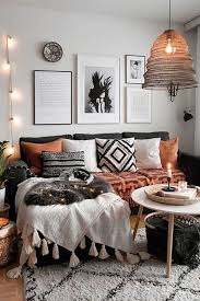 surround deco items with string lights