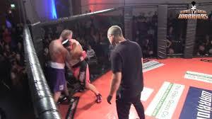 UFW MMA - keith walling v darren summers