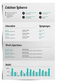 12. Self Promotion by Leonardo Zakour. 70 Well-Designed Resume ...