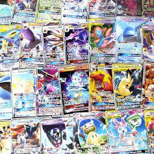 50 Thẻ Hình Pokemon in Huyền Thoại Mạnh EX, GX, TAGTEAM Ngẫu Nhiên