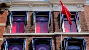 Hollanda Kralı'nın komşusundan Türk bayraklı şov
