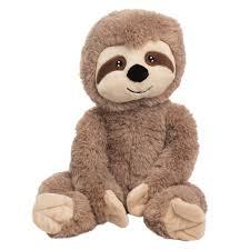 gitzy sammy sloth stuffed sloth toy sloth plush for boys s kids s 18 inch large stuffed s and plush toys walmart