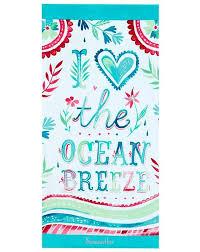 cool beach towel designs. Katie Daisy Beach Towel Cool Designs E