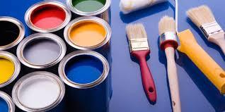 نتیجه تصویر برای قلم و رول دستی رنگ