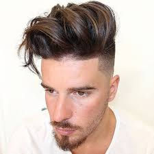 cool long hairstyle for guys with thick hair