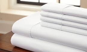 100 egyptian cotton sheets. Plain Sheets 1200TC 100 Egyptian Cotton 4Piece Sheet Set  With 100 Sheets Groupon