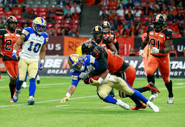 Game Preview Lions At Blue Bombers Bc Lions