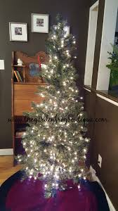 How To Put Lights On An Artificial Christmas Tree The