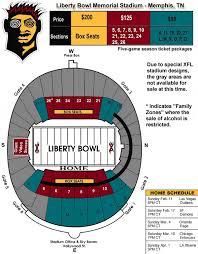 Liberty Bowl Seating Chart 21 Luxury Liberty Bowl Stadium Seating Chart