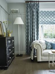 roman blinds and curtains.  Curtains Pale Blue Matching Curtains U0026 Roman Blinds To And D