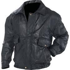 napoline men s black leather motorcycle biker er flight jacket coat