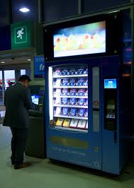 Vending Machines Manchester Mesmerizing K48 Projects Mobile Phone Vending O48 Telefonica Wanted To
