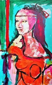 saatchi art artist haelyn y painting lad 121116 after leonardo da vinci