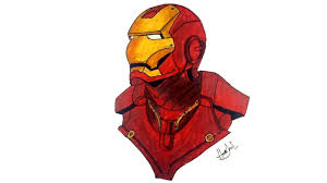 Play more iron man games online at heroesarcade.com. Iron Man Drawing And Coloring Avengers Easy Iron Man Drawing For Beginners Youtube