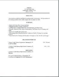 Dry Cleaner Resume Sample Resume Cleaner Cleaner Cover Letter Sample