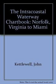 Icw Mileage Chart 9780070343009 The Intracoastal Waterway Chartbook Norfolk