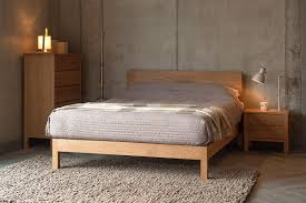 Quality Oak Bedroom Furniture Solid Wooden Beds Natural Bed Company