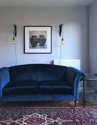 navy blue bedroom furniture. navy blue velvet sofa persian rug sitting room lounge dulux night jewels bedroom furniture o
