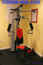 Weider Pro 6900 Workout Chart Home By Ten Home Gym Strength Machine Weider Pro 6900