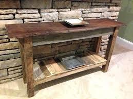reclaimed wood furniture plans. Reclaimed Wood Furniture Plans Sofa Table Design Barn Awesome Vintage Regarding Board Plan 4 O