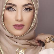 ideal summer makeup ideas 2018 with hijab001