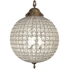 libra company round 036013 medium crystal chandelier with brass banded leaf decoration