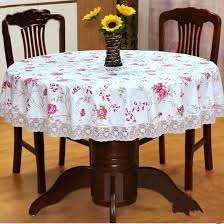 tablecloth for round table large lace printing tablecloth round tablecloth rural style thickening round table cloth tablecloth for round table