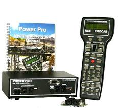 nce dcc systems mark gurries the powerpro is the for a complete dcc system that contains a cs02 command station booster and a procab the system comes in two versions as shown