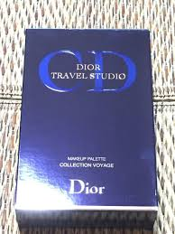 dior ディオール travel studio makeup palette collection voyage 新品未使用 2