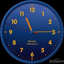 og clock live wallpaper